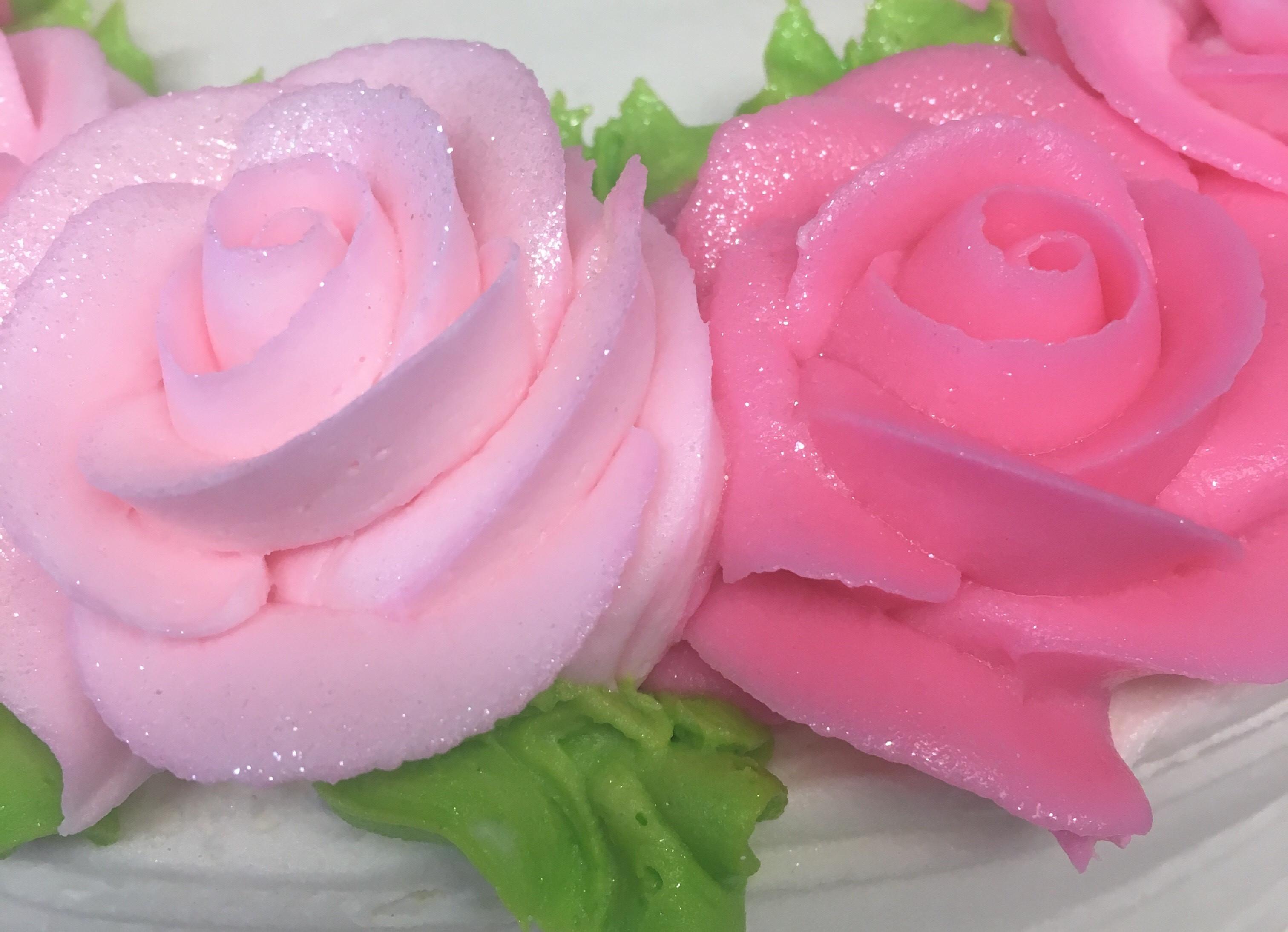 Valentine Cakes & Cookies
