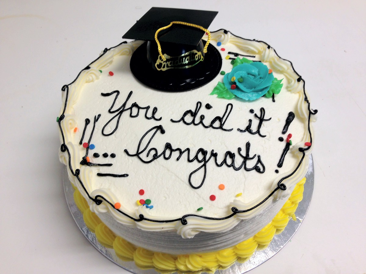Round Graduation Cake Images : Graduation 2016   Subs Plus